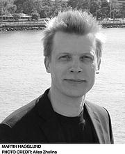 """Författarporträtt. <a href=""""https://www.penguinrandomhouse.com/authors/2195628/martin-hagglund/"""" rel=""""nofollow"""" target=""""_top"""">https://www.penguinrandomhouse.com/authors/2195628/martin-hagglund/</a>"""
