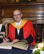 Author photo. Sir John Leighton (1)