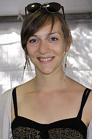 """Kirjailijan kuva. Author Catherine Lacey at the 2015 Texas Book Festival. By Larry D. Moore, CC BY-SA 4.0, <a href=""""https://commons.wikimedia.org/w/index.php?curid=44654093"""" rel=""""nofollow"""" target=""""_top"""">https://commons.wikimedia.org/w/index.php?curid=44654093</a>"""
