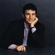 Author photo. David Remnick (photo courtesy of Princeton University)