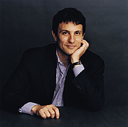 Autoren-Bild. David Remnick (photo courtesy of Princeton University)