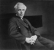 Author photo. Bartok in 1927. (Public domain; Wikipedia)
