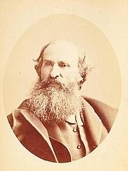 Fotografia dell'autore. Hablot Knight Browne photographed by Napoleon Sarony c.1870s