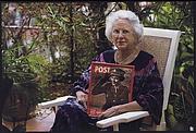 Författarporträtt. Georgina Masson (1912-1980)