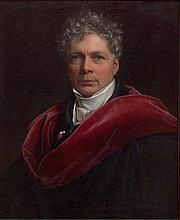 Foto do autor. Pintura de Joseph Karl Stieler (Munich, Neue Pinakothek)