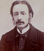 Forfatter foto. Jules Lermina (1839-1913)