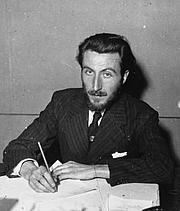 Fotografia dell'autore. Wikipedia