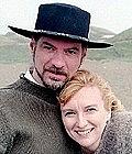 Foto de l'autor. J.C. and Barb Hendee