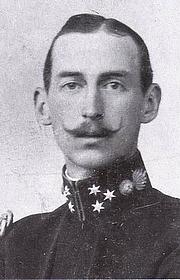 Kirjailijan kuva. Prince Nicholas of Greece