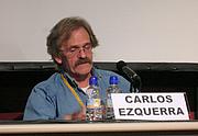 Författarporträtt. Credit: Javier Mediavilla Ezquibela, 2005