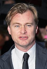 Kirjailijan kuva. American film director Christopher Nolan at the 2013 European film premiere of Man of Steel in Leicester Square, London, UK - Photo by Richard Goldschmidt