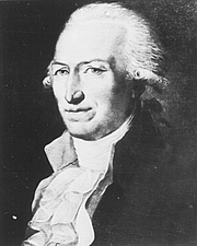 Författarporträtt. Johann Joachim Eschenburg, by Johann Friedrich Weitsch. Wikimedia Commons.