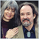 Foto auteur. Hank Wesselman with Jill Kuykendall ~ Photo courtesy of Hay House, Inc.