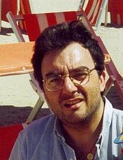 Kirjailijan kuva. Marco Bussagli