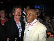 Författarporträtt. Jon Hendricks, on right. Professor Bop, January 20, 2007