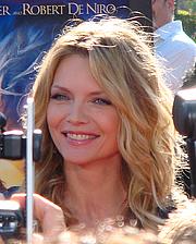 Författarporträtt. Michelle Pfeiffer at the premiere of Stardust in Los Angeles / Photo by Jeremiah Christopher