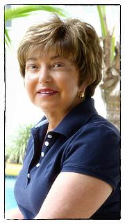 Foto do autor. Bárbara Mujica