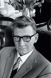 Author photo. Simon Carmiggelt 1967 - Photo Ben van Meerendonk