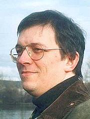 Kirjailijan kuva. from the author