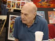 Kirjailijan kuva. Exhibition Hall, New York Comic Con 2008, photo by Lampbane