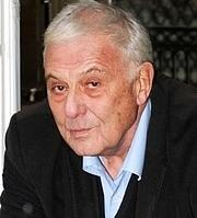 Författarporträtt. Philippe Sollers en 2010