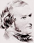 Kirjailijan kuva. Henry Reeve