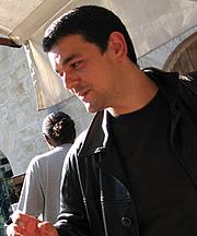 Photo de l'auteur(-trice). Credit: Jean-noël Lafargue, 2003