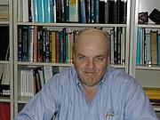 Author photo. Edward J. Hopkins [credit: University of Wisconsin-Madison]