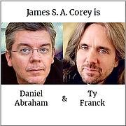Photo de l'auteur(-trice). James S. A. Corey is the pen name used by collaborators Daniel Abraham and Ty Franck
