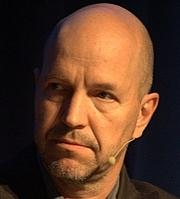 Författarporträtt. Johan Bengtsson