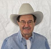 Foto de l'autor. Credit: Larry D. Moore, Texas Book Festival, Austin, TX, Nov. 1, 2008