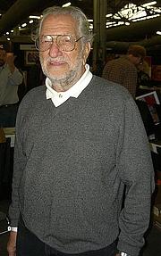 Författarporträtt. Luigi Novi