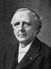 Författarporträtt. Image from <b><i>I Promise</i></b> (1899) by Frederick Brotherton Meyer