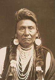 """Author photo. Photo by Edward S. Curtis, 1903<br>Courtesy of the <a href=""""http://digitalgallery.nypl.org/nypldigital/id?433209"""">NYPL Digital Gallery</a><br>(image use requires permission from the New York Public Library)"""