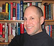 Author photo. Jim Ottaviani