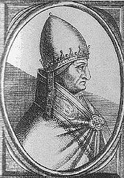 Foto do autor. Pope Gregory X / Wikipedia