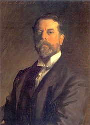 Foto do autor. Self-Portrait, 1907 (Wikipedia)