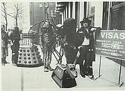 Författarporträtt. BBC publicity still