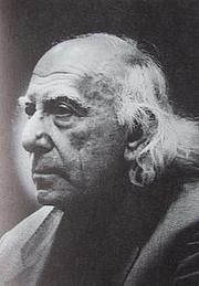 Kirjailijan kuva. Harry Golumbek