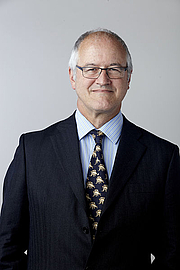 Foto auteur. Professor Michael Benton FRS, Royal Society Fellow elected 2014