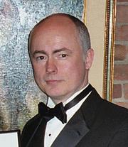 Författarporträtt. J. David Spurlock photo Copyright Brian M. Kane 2005