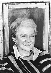 Författarporträtt. Marion Ettlinger
