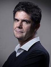 Forfatter foto. Laurent Beccaria en 2018