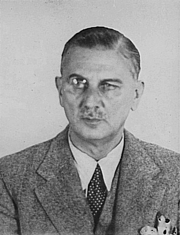 Foto do autor. Captain Sigismund Payne Best (1939?)