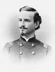 Forfatter foto. Image from <b><i>History of the Eighteenth New Hampshire Volunteers, 1864-5</i></b> (1904) by Thomas Leonard Livermore