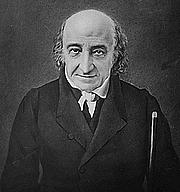 Forfatter foto. Albert Gallatin (1761-1849) Photograph dated 1848