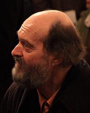 Forfatter foto. Woesinger, 2008