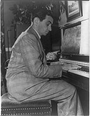 Kirjailijan kuva. 1948 photograph (Library of Congress Prints and Photographs Division, Reproduction number: LC-USZ62-37541)