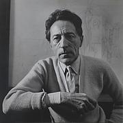 Foto do autor. Jean Cocteau en 1947