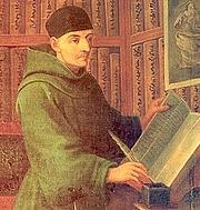 Foto do autor. Fr. Bernardino de Sahagún(1499-1590)